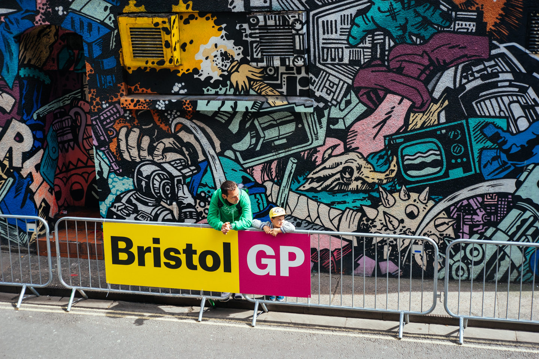 Bristol Graffiti Bristol GP 2017
