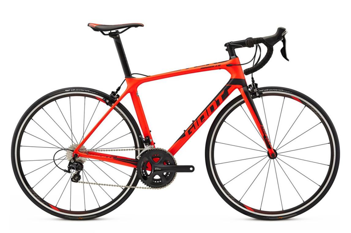 d501b0aaaa5 Cycling Plus Bike Of The Year 2018 Winner Giant TCR Advanced 2 2018 (£1,449)